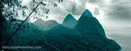 The Piton - St Lucia