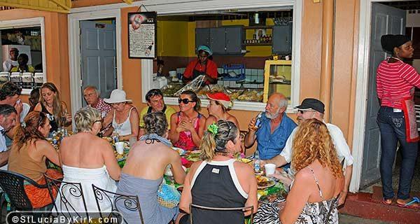 Castries Market – St Lucia
