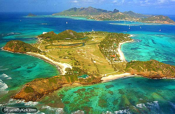 Grenadines Day Trip From St Lucia