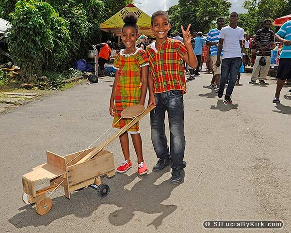 Jounen Kweyol - St Lucia
