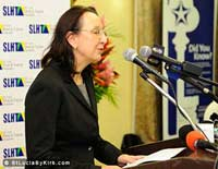St Lucia Hotel & Tourism Association President