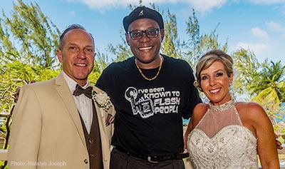 Kirk Elliott St Lucia Weddings