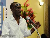 Ronald Boo Hinkson St Lucia