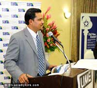 SLHTA Executive Director Noorani Azeez