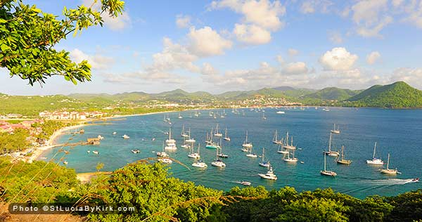 St Lucia Excursions