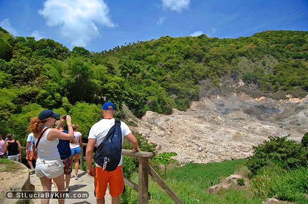 St Lucia Geothermal Energy