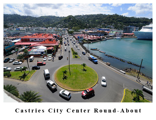 Castries - St Lucia