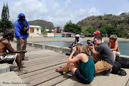 St Lucia Photo Tour Training