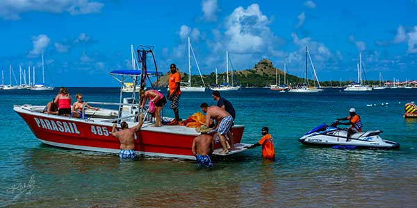 St Lucia Weather in October