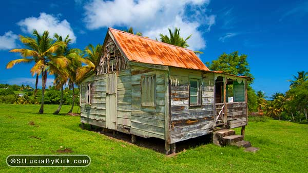 This Old House – St Lucia