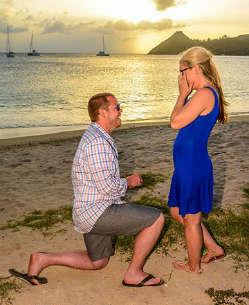 St Lucia Vacation Photography