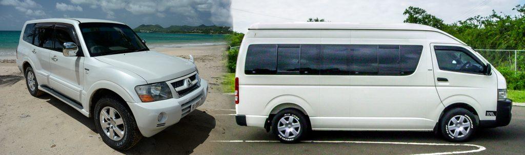 ST Lucia Photo Tour Transportation