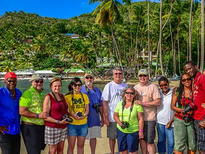 St Lucia Group Photography Tour