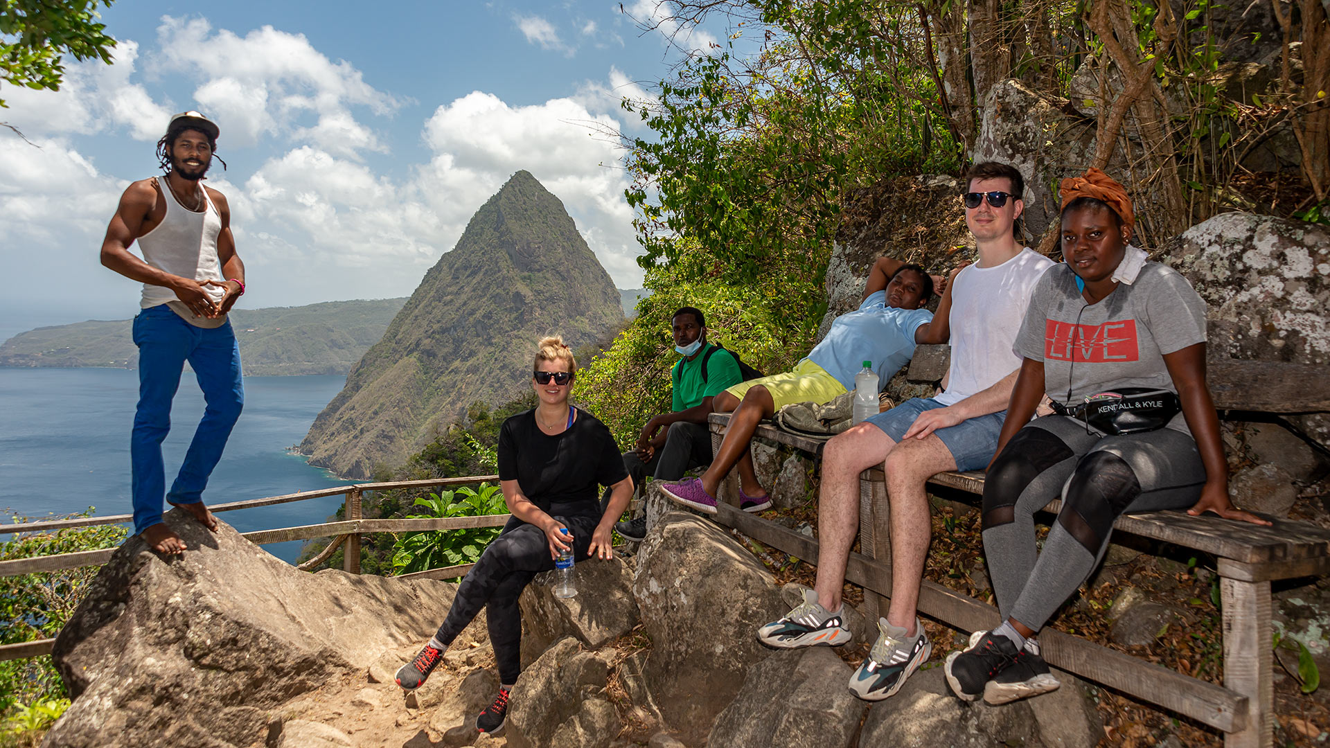 Private Gros Piton Hike Community Experience